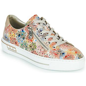 Zapatos Mujer Zapatillas bajas Rieker FROLLI Multicolor