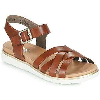 Zapatos Mujer Sandalias Rieker NORRA Marrón