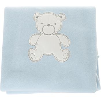 Casa Niños Mantas Babidu Manta polar Azul