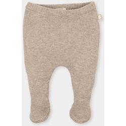 textil Niños Pantalones Tutto Piccolo Polaina Marrón