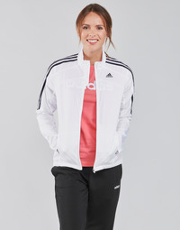 textil Mujer Chaquetas de deporte adidas Performance MARATHON JKT W Blanco