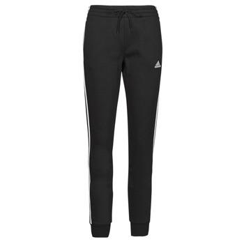 textil Mujer Pantalones de chándal adidas Performance W 3S FL C PT Negro