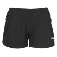 textil Mujer Shorts / Bermudas adidas Performance W D2M 3S KT SHT Negro
