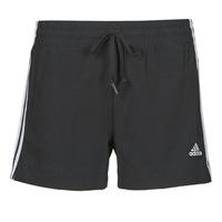 textil Mujer Shorts / Bermudas adidas Performance W 3S SJ SHO Negro
