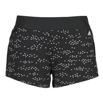 textil Mujer Shorts / Bermudas adidas Performance W WIN Short Negro