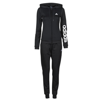 textil Mujer Conjuntos chándal adidas Performance W LIN FT TS Negro