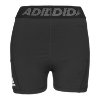 textil Mujer Shorts / Bermudas adidas Performance TF SHRT 3 BAR T Negro