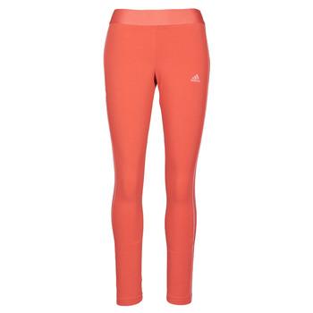 textil Mujer Leggings adidas Performance W 3S LEG Rojo