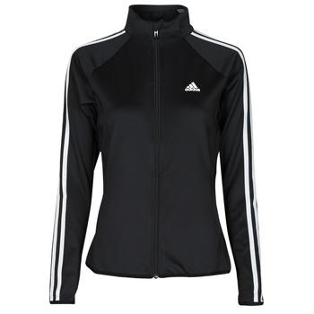 textil Mujer Chaquetas de deporte adidas Performance W 3S TJ Negro