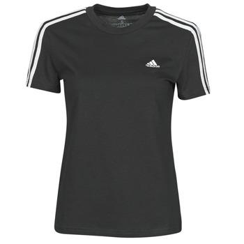 textil Mujer Camisetas manga corta adidas Performance W 3S T Negro