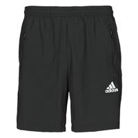 textil Hombre Shorts / Bermudas adidas Performance M WV SHO Negro