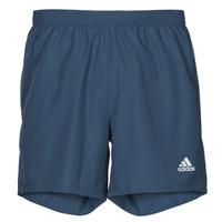 textil Hombre Shorts / Bermudas adidas Performance RUN IT SHORT Azul