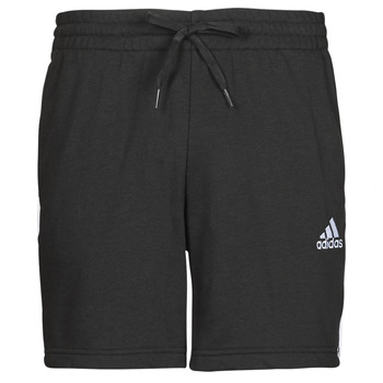 textil Hombre Shorts / Bermudas adidas Performance M 3S FT SHO Negro
