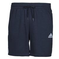 textil Hombre Shorts / Bermudas adidas Performance M 3S FT SHO Azul