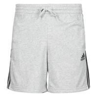 textil Hombre Shorts / Bermudas adidas Performance M 3S FT SHO Gris