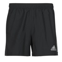 textil Hombre Shorts / Bermudas adidas Performance OWN THE RUN SHO Negro