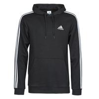 textil Hombre Sudaderas adidas Performance M 3S FL HD Negro