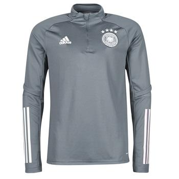 textil Hombre Sudaderas adidas Performance DFB TR TOP Gris