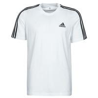 textil Hombre Camisetas manga corta adidas Performance M 3S SJ T Blanco