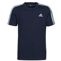 textil Hombre Camisetas manga corta adidas Performance M 3S SJ T Azul
