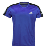 textil Hombre Camisetas manga corta adidas Performance OWN THE RUN TEE Azul