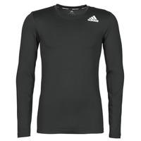 textil Hombre Camisetas manga larga adidas Performance TF LS Negro