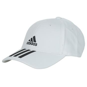 Accesorios textil Gorra adidas Performance BBALL 3S CAP CT Blanco