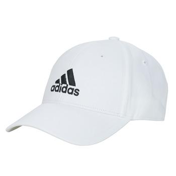 Accesorios textil Gorra adidas Performance BBALL CAP COT Blanco