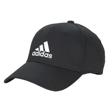 Accesorios textil Gorra adidas Performance BBALL CAP COT Negro