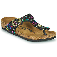 Zapatos Niña Chanclas Birkenstock GIZEH Negro