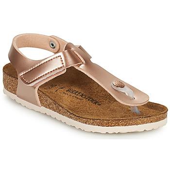 Zapatos Niña Chanclas Birkenstock KAIRO HL Rosa