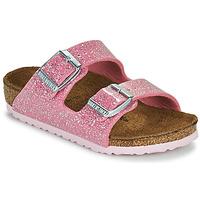 Zapatos Niña Zuecos (Mules) Birkenstock ARIZONA Rosa