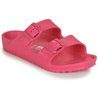 Zapatos Niña Zuecos (Mules) Birkenstock ARIZONA EVA Rosa