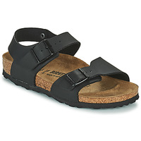 Zapatos Niño Sandalias Birkenstock NEW YORK Negro