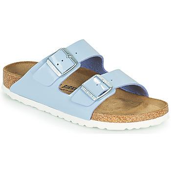 Zapatos Mujer Zuecos (Mules) Birkenstock ARIZONA Azul