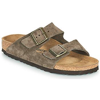 Zapatos Mujer Zuecos (Mules) Birkenstock ARIZONA Marrón