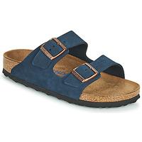 Zapatos Mujer Zuecos (Mules) Birkenstock ARIZONA SFB Azul