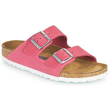Zapatos Mujer Zuecos (Mules) Birkenstock ARIZONA SFB Rosa