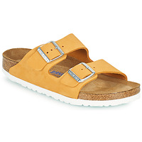Zapatos Mujer Zuecos (Mules) Birkenstock ARIZONA SFB Naranja