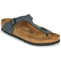 Zapatos Mujer Chanclas Birkenstock GIZEH Gris