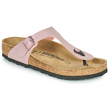 Zapatos Mujer Chanclas Birkenstock GIZEH Rosa