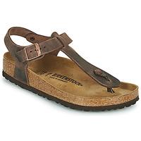 Zapatos Mujer Chanclas Birkenstock KAIRO Marrón