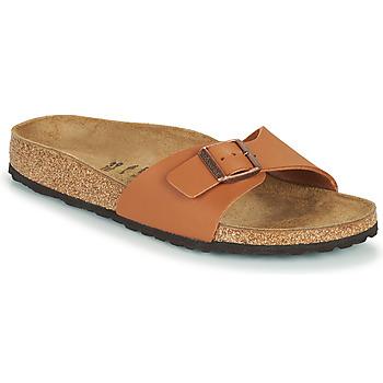 Zapatos Mujer Zuecos (Mules) Birkenstock MADRID Marrón
