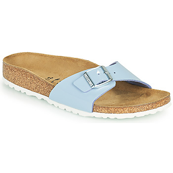 Zapatos Mujer Zuecos (Mules) Birkenstock MADRID Azul