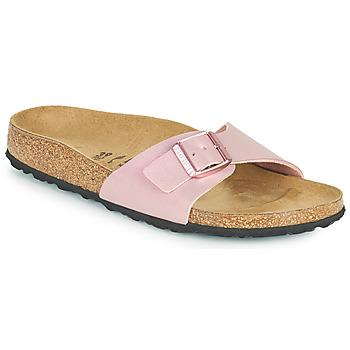 Zapatos Mujer Zuecos (Mules) Birkenstock MADRID Violeta