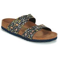Zapatos Mujer Zuecos (Mules) Birkenstock SYDNEY Azul