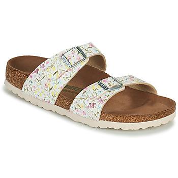 Zapatos Mujer Zuecos (Mules) Birkenstock SYDNEY Blanco
