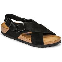 Zapatos Mujer Sandalias Birkenstock TULUM SFB Negro