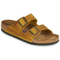 Zapatos Hombre Zuecos (Mules) Birkenstock ARIZONA SFB Amarillo