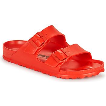 Zapatos Mujer Zuecos (Mules) Birkenstock ARIZONA EVA Rojo